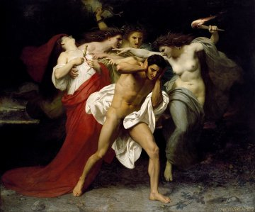 Orestes_Pursued_by_the_Furies_by_William-Adolphe_Bouguereau_1862