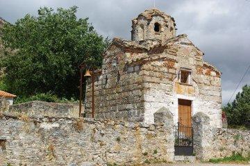 Griechenland - Peloponnes - Vathia