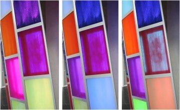 Paul Schwer - Kunst am Bau Detailansicht