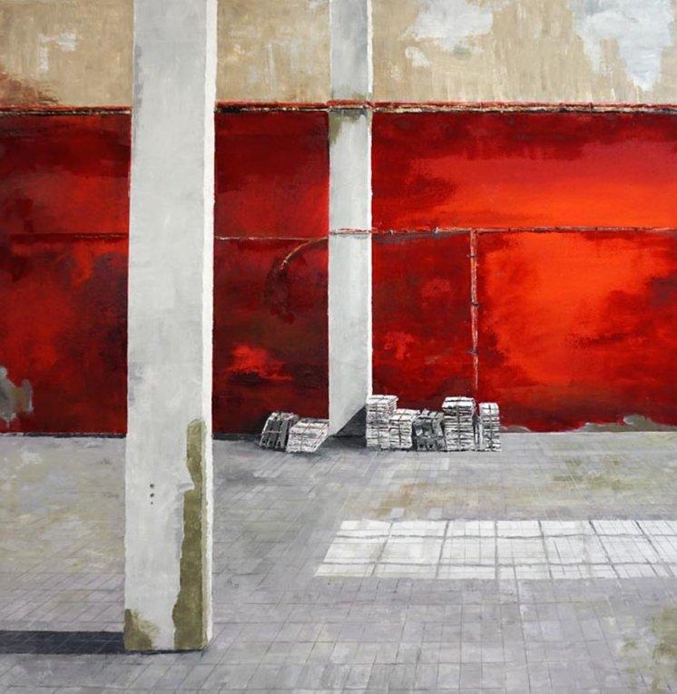 Torsten Paul - Malerei 2021